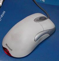 5つボタンマウス