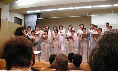 ひまわり合唱団