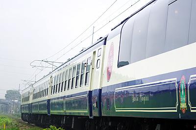 c57ばんえつ客車