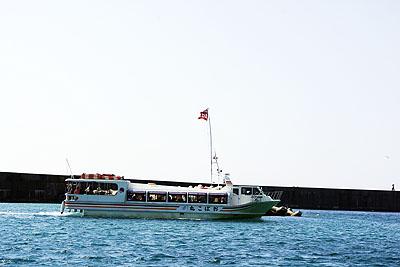 笹川流れ遊覧船