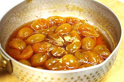 キンカンの甘露煮