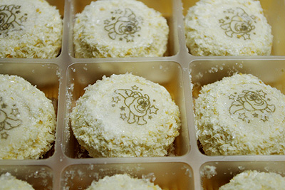 チーズ入りコロッケ